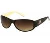 BIKINI FUXIA Sluneční brýle BF08 C1 kaštanové & béžové