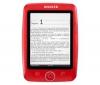 BOOKEEN Elektronická kniha Cybook Opus červená + 120 knih zdarma