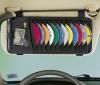 CASE LOGIC Pouzdro na CD model AUTO CDV-12