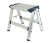COGEX Skládací hliníková stolička (62666)