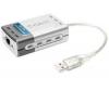 D-LINK Adaptér Ethernet USB 2.0 10/100 Mb DUB-E100