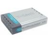 D-LINK Switch Ethernet 5 portu 10/100Mb DES-1005D + Kabel Ethernet RJ45 zkrížený (kategorie 5) - 1m + Karta PCI  Ethernet Gigabit DGE-528T