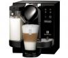 DELONGHI Kávovar Nespresso Lattissima EN670B + Stojan na kapsule Mobile Nespresso - 40 kapslí