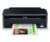 EPSON Tiskárna Stylus S22 + Inkoustový zásobník T1285 - černá, azurová, purpurová, žlutá