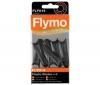 FLYMO Plastové nože FLY014 - 6 kusy - Pro sekacku na trávu Hover Vac / Mow 'n' Vac / Micro Lite / Minimo