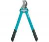 GARDENA Nužky na vetve 500 BL Comfort - 50 cm + Kožené zahradní rukavice 570-20 - velikost 9/L