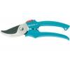 GARDENA Zahradnické nužky z inoxu Classic 8757-20 + Kožené zahradní rukavice 571-21 - velikost 10/XL