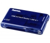HAMA Čtecka karet 1000 v 1 USB 2.0