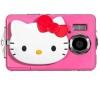 INGO Digitální fotoaparát Hello Kitty + Baterie NiMH LR03 (AAA) 1000 mAh (balení 4 ks) + Pameťová karta SDHC 4 GB
