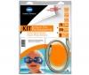 KONICA MINOLTA Sada fotografický papír - 260g/m2 - A4 - 5 listu + 10x15 - 15 listu + kabel USB 2.0 (670261)