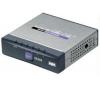 LINKSYS Switch 5 portu Ethernet 10/100 Mbps SD205 + Kabel Ethernet RJ45 zkrížený (kategorie 5) - 1m