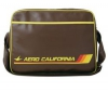 LOGOSHIRT Aero California Taška pres rameno 29cm Hnedá