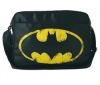 LOGOSHIRT Batman Logo Taška pres rameno 29cm Černá/Žlutá