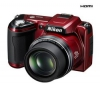 NIKON Coolpix L110 - červený