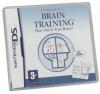NINTENDO Dr Kawashima's Brain Training
