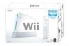 NINTENDO Herní konzole Wii + Čistící disk pro prehrávač CD/DVD + Distributor 100 čistících ubrousku CD DVD