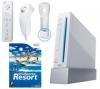 NINTENDO Konzole Wii + 1 Nunchuk + 1 Wiimote + Wii Motion Plus + Wii Sport Resort + Wii Fit Plus (vcetne Wii Balance Board) [WII] + Wiimote (Dálkové ovládání Wii Remote) [WII] + Wii Motion Plus [WII] + Ovladač Nunchuk [WII]