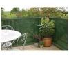 NORTENE Plátno na balkón & do zahrady 80 % - 1,2m x 10m - zelené