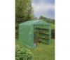 NORTENE Skleník Maxi-Gardening dvojitá strecha 6 polic