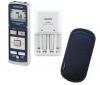 OLYMPUS Diktafon VN-6800PC + pouzdro CS-125 + nabíječka baterií Sanyo