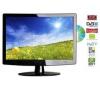 Q-MEDIA Kombinace LCD/DVD Q22A2D + Kabel HDMI - Pozlacený - 1,5 m - SWV4432S/10