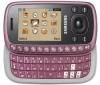 SAMSUNG B3310 fialový + Kit Bluetooth zpetné zrcátko Tech Training