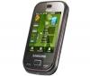 SAMSUNG B5722 - hnedý + Pameťová karta Micro SD HC 8 GB + adaptér SD
