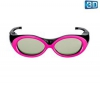 SAMSUNG Brýle 3D SSG-2200KR - Ružové