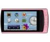 SAMSUNG Dotykový MP3 prehrávač R'mix YP-R1 32 Gb - ružový + Sluchátka EP-190