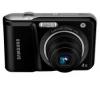 SAMSUNG ES25 černý + Pouzdro Ultra Compact 9,5 x 2,7 x 6,5 cm + Pameťová karta 2 GB