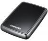 SAMSUNG Externí prenosný pevný disk S2 500 Gb Cerný + Kabel HDMI samec / HMDI samec - 2 m (MC380-2M) + Prehrávač WD TV HD Media Player