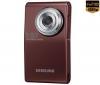 SAMSUNG HD Mini videokamera HMX-U10 červená