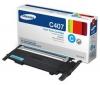 SAMSUNG Inkoustový toner CLT-C4072S - Azurová