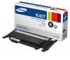 SAMSUNG Inkoustový toner CLT-K4072S - Cerný