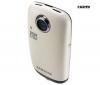 SAMSUNG Kapesní videokamera HMX-E10W bílá