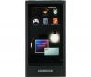 SAMSUNG MP3 prehrávač YP-P3JCB 8 Gb černý + Ochranný kryt