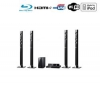 SAMSUNG Souprava Domácí kino HT-C5550 + Bezdrátový vysílač/prijímač SWA-5000