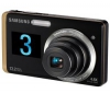 SAMSUNG ST550 béžový + Pouzdro Kompakt 11 X 3.5 X 8 CM CERNÁ + Pameťová karta Micro SD HC 4 GB + adaptér SD + Baterie SLB07A + Čtecka karet 1000 v 1 USB 2.0
