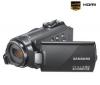 SAMSUNG Videokamera HD HMX-H200 + Nylonové pouzdro DFV60 + Pameťová karta SDHC 8 GB