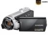 SAMSUNG Videokamera HD HMX-H204 + Baterie IA-BP420E + Pameťová karta SDHC 8 GB