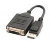 SAPPHIRE TECHNOLOGY Adaptér DVI (samec) - DisplayPort (samice) 44000-02-40R + Distributor 100 mokrých ubrousku + Nápln 100 vhlkých ubrousku