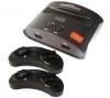 SEGA Konzole Mega Drive + bezdrátové ovladače SM-2604