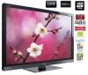 SHARP Televizor LED 46LE705E + Kabel HDMI - ohnutí - Pozlacený - 1,5 m - SWV3431S/10