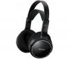 SONY Bezdrátová sluchátka MDR-RF810 + Stereo sluchátka s digitálním zvukem (CS01)