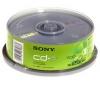 SONY CD-R 700 MB 48x (sada 25 kusu)