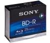 SONY Disk Blu-ray BD-R 10BNR25BPS 25 GB (sada 10 kusu)