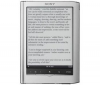 SONY Elektronická kniha PRS-650 Reader Touch Edition - stríbrná + Pameťová karta 2 GB