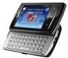 SONY ERICSSON Xperia X10 mini pro noir + Univerzální nabíječka Mnoho vývodu - Swiss Charger V2 Light