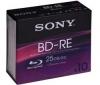 SONY Prepisovací disk Blu-ray BD-RE 10BNE25BSS 25 GB (sada 10 kusu)