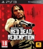 TAKE 2 Red Dead Redemption [PS3] (import UK) + Ovladač Dualshock 3 - modrý